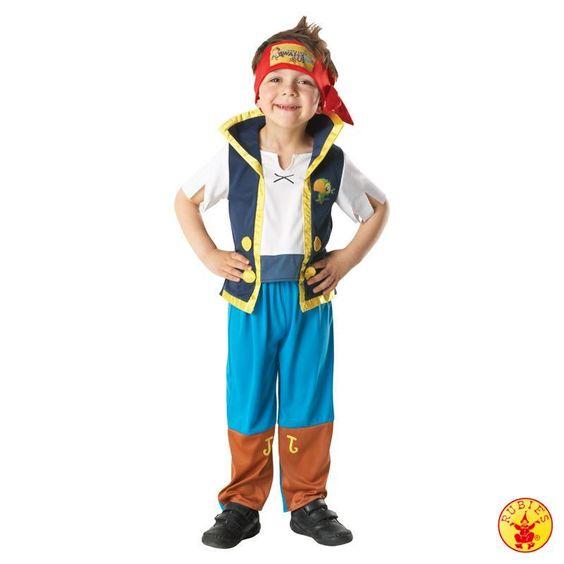 Kostüm kleiner Pirat für Kinder