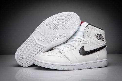 Legit Cheap Air Jordan 1 Retro High Yin Yang White Black-White ...