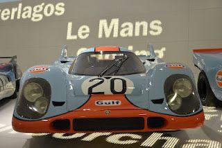 917 Gulf livery (@ Porsche Museum)