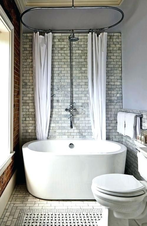 Bathtub Shower Combo Ideas Best Freestanding Bath With On