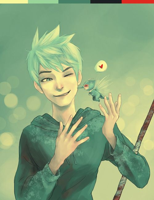jack frost | Jack Frost - Jack Frost - Rise of the Guardians Fan Art (33250319 ...