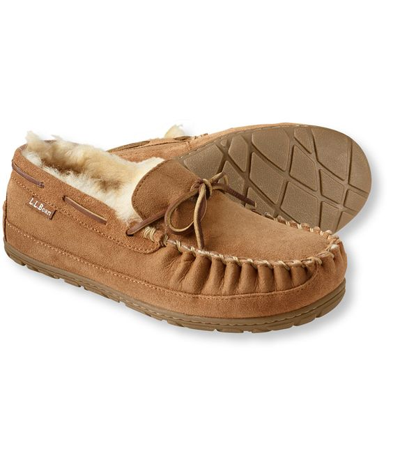 Women's Wicked Good Camp Moccasins Size 7: