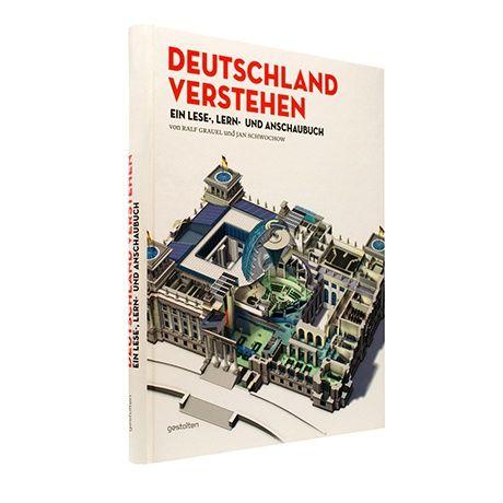 Deutschland Verstehen by Gestalten | MONOQI #bestofdesign #geschenkideen