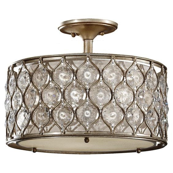 Murray Feiss SF289BUS Semi-Flush Mount Lighting - Lucia