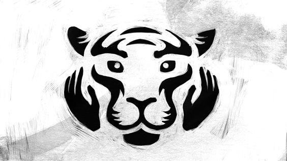 Amur Tiger Center on Behance