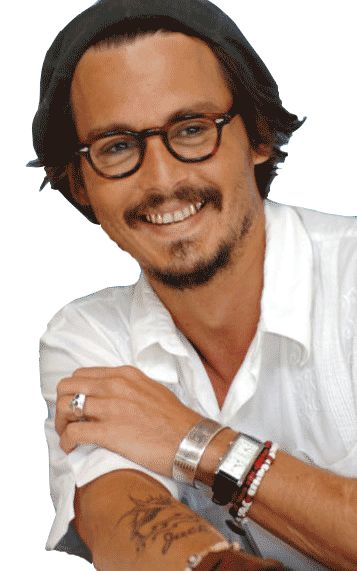 Photo of Johnny Depp Croppped for fans of Johnny Depp.