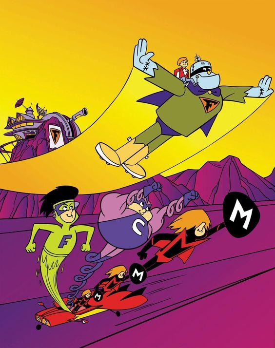 Frankenstein Jr. & The Impossibles: