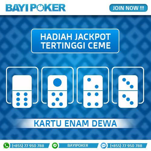 Enam Dewa Adalah Kombinasi Kartu Jackpot Tertinggi Pada Permainan Ceme Online Segera Daftar Di Bayipoker Dan Dapatkan Hadiah Jackpotnya Wa 855 Di 2020 Hadiah Kartu