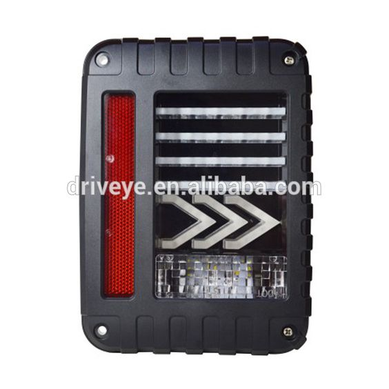 Time To Source Smarter Jeep Wrangler Sport Unlimited Jeep Led Tail Lights