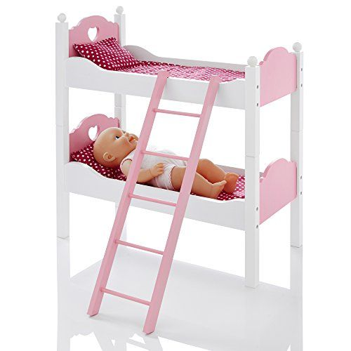 Molly Dolly Dolls Wooden Bunk Bed Molly Dolly Https Www Amazon