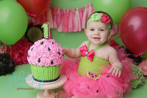 Smash the Cake - Séance Photo Anniversaire pour Bébé