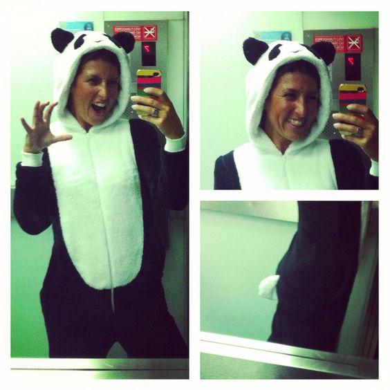Panda mood...