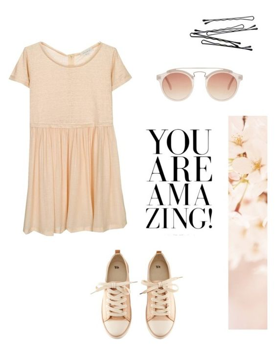 """""""a day to relax """" by katelynnesilva ❤ liked on Polyvore featuring art and beautiful pretty cute love flowers pink"""