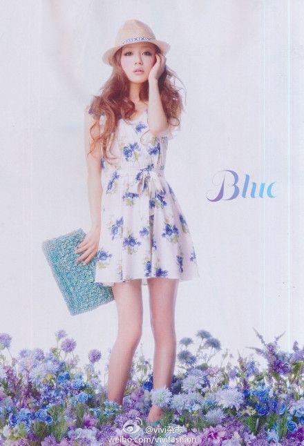 My favourite singer~ Nishino Kana~