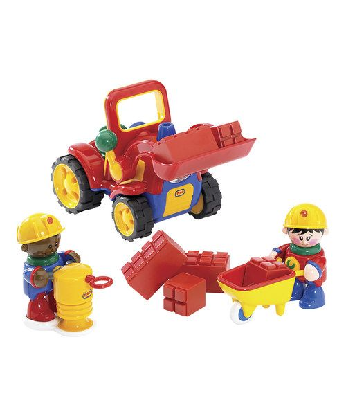 Look at this First Friends Construction Set on #zulily today!