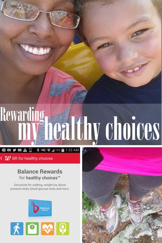 Rewarding my healthy choices - Fitness Fashionista