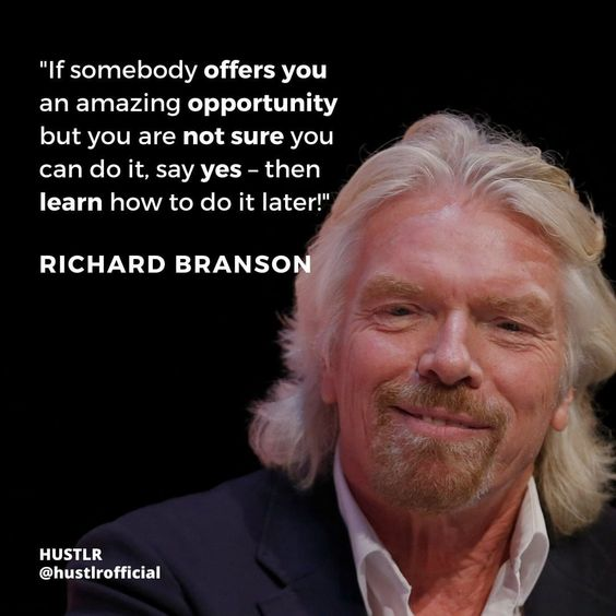 business articles, business articles for students, Richard Branson's Top 10 Tips for Succeeding at Business