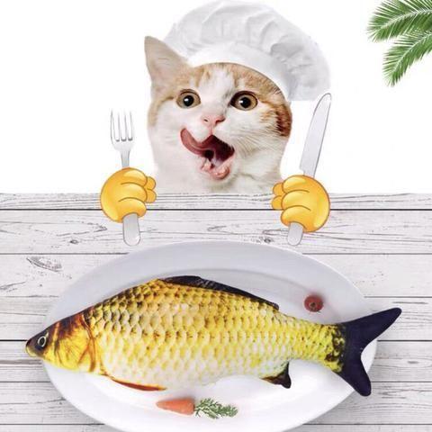 Vibi Interactive Dancing Fish In 2020 Cat Safe Cat Toys Fish Cat Toy