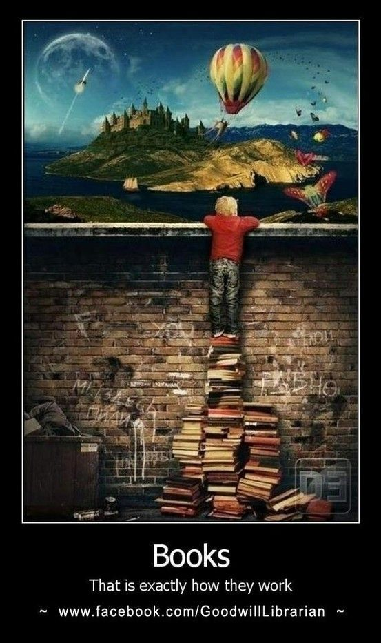 Reading adds so much to your life and happiness and understanding!
