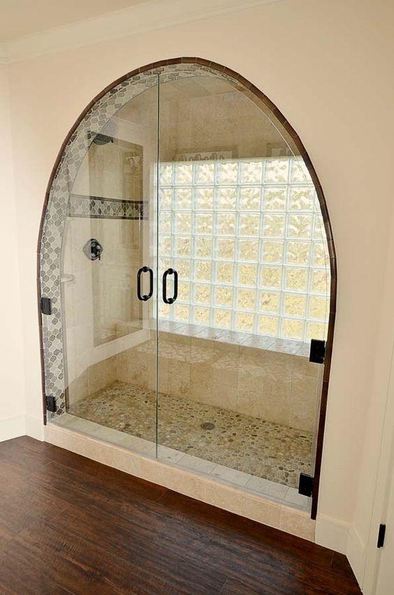 Master Bathroom Renovation Spanish Revival Style Home