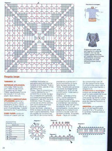 CROCHE 1-1 - RAIHUEN - Álbuns da web do Picasa