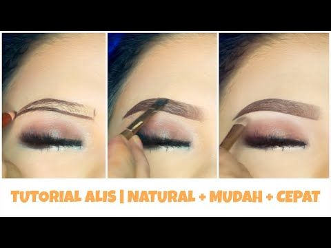 Cara Make Up Alis Mata