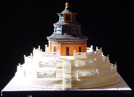 wedding cakes The Ute cake