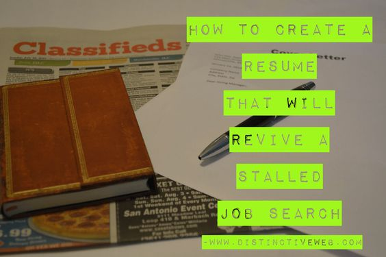 If your job search has stalled, these tips showing you exactly how - kick ass resume