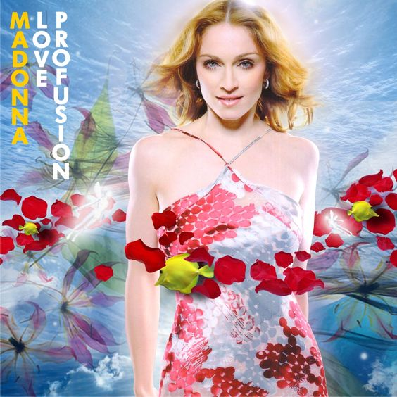 Madonna – Love Profusion (single cover art)