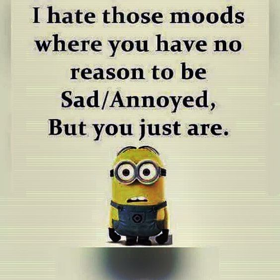 Mood Swings Quotes: Detroit Funny Minions (07:01:06 PM, Sunday 29, May 2016