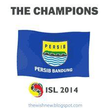 DP BBM Animasi Terbaru Versi Photoshop : Gambar Gerak/Animasi BBM Bendera Persib Bandung