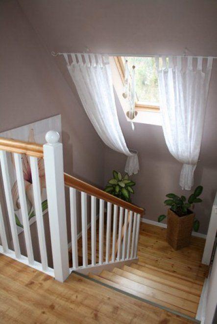 Die besten 25+ Gardinen für dachfenster Ideen auf Pinterest - Gardinen Landhausstil Wohnzimmer