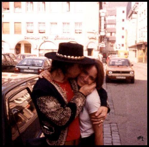 Janna Lapidus Stevie Ray Vaughan