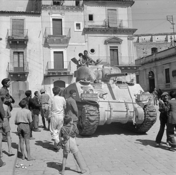 The Drive for Messina 10 July - 17 August 1943