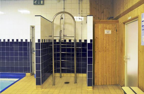 Abbey Leisure Centre Changing Rooms