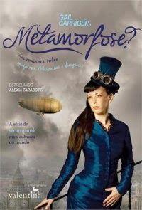 Resenha - Metamorfose?  http://lilicasg.blogspot.com.br/2014/03/resenha-metamorfose.html