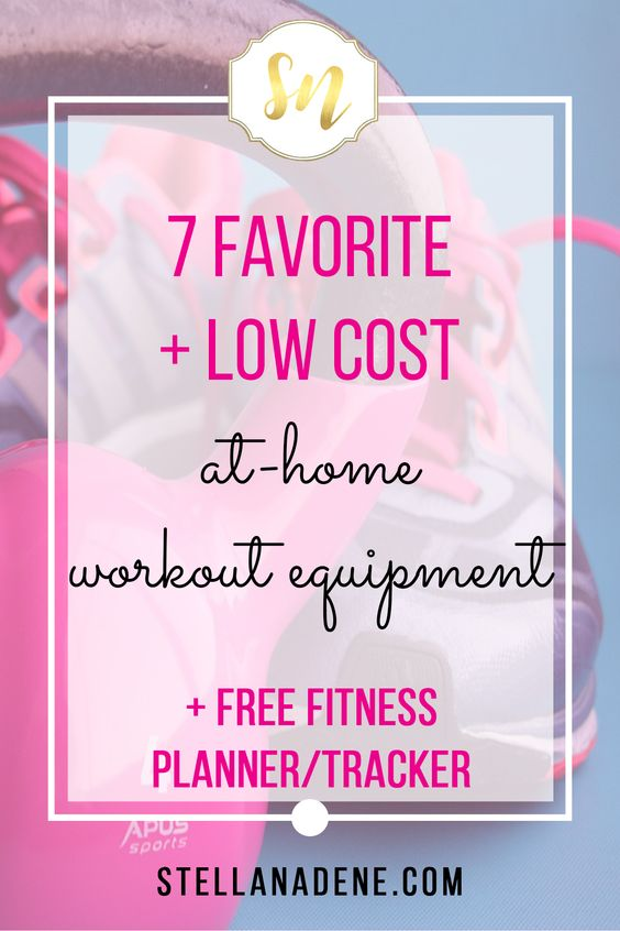 Cute Must Have Home Workout Equipment