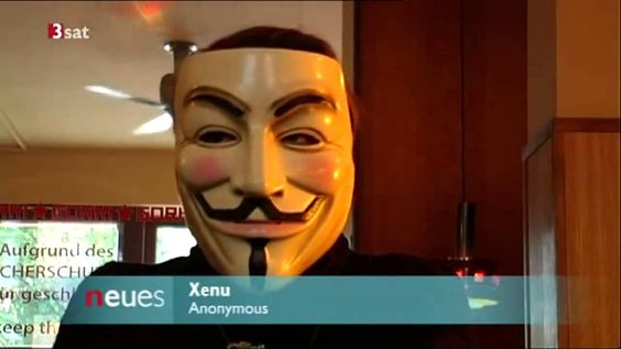 3Sat - Wer ist Anonymous?