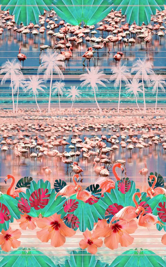 Let's go to Bahamas? - Digital print collection. on Behance