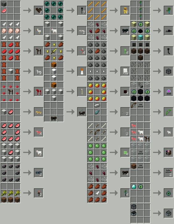 Как создать механический диван в майнкрафте 1.8.4