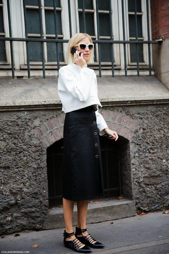 Skirt flats: