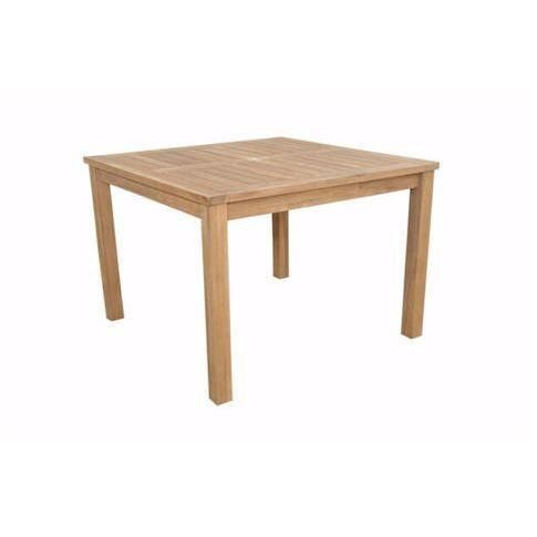 Anderson Teak Tb 4242sq Montage 42 Square Table Square Tables
