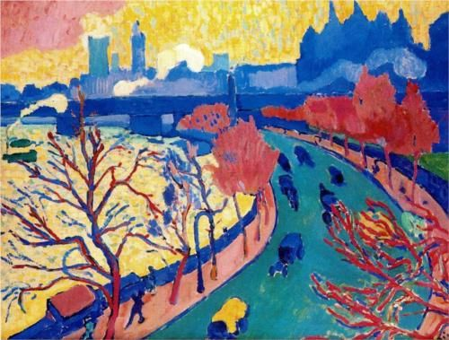 Andre Derain Paintings Analysis Essay - image 6