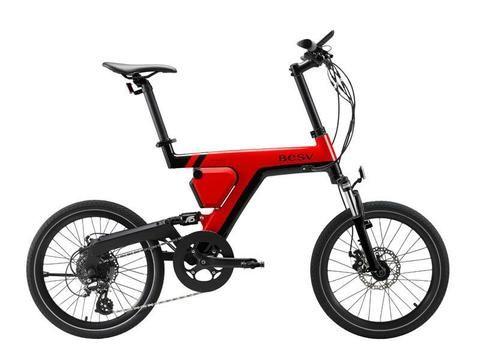 Magnum Folding Bike