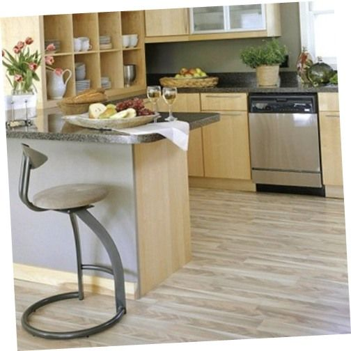 Three Materials for Kitchen Flooring:Original Wood Tile For ...