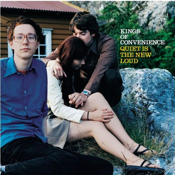 Kings of Convenience - Quiet Is the New Loud (Limited Blue Vinyl)