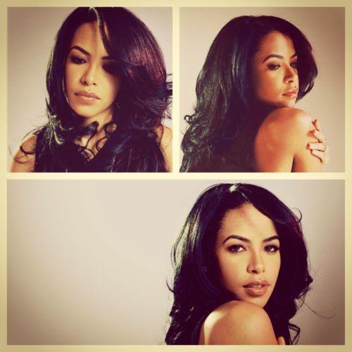 Happy birthday to the beautiful Aaliyah