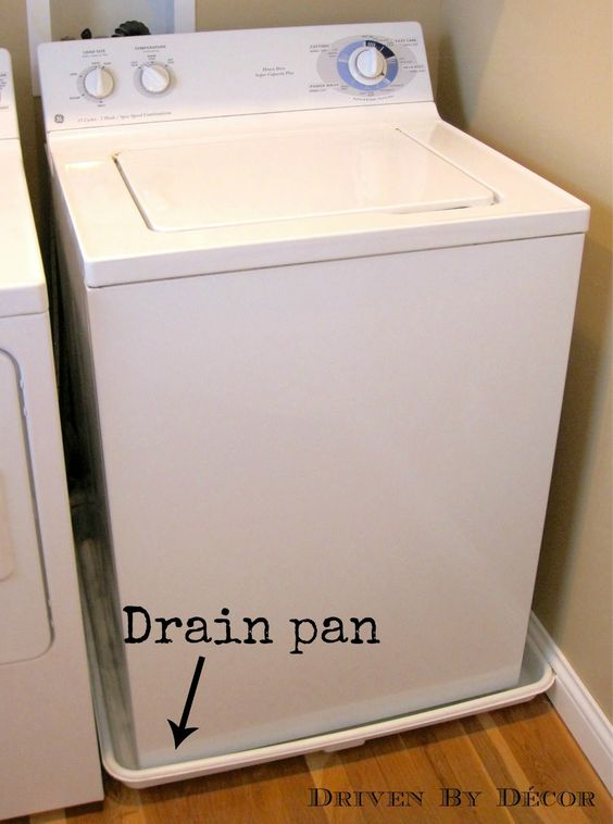 Second Floor Laundry Rooms Pros Cons Tips For Preventing Floods Laundry Room Flooring Laundry Room Makeover Laundry Room