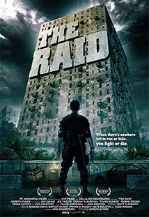 The Raid Redemption Good Movies On Netflix Full Movies