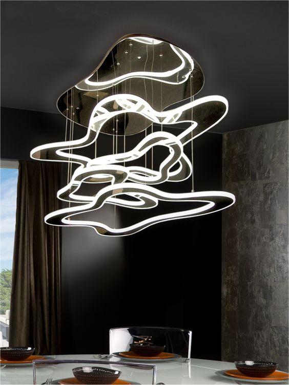 pendants commercial and ceilings on pinterest. Black Bedroom Furniture Sets. Home Design Ideas